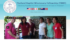 TBMF Thailand Baptist Missionary Fellowship
